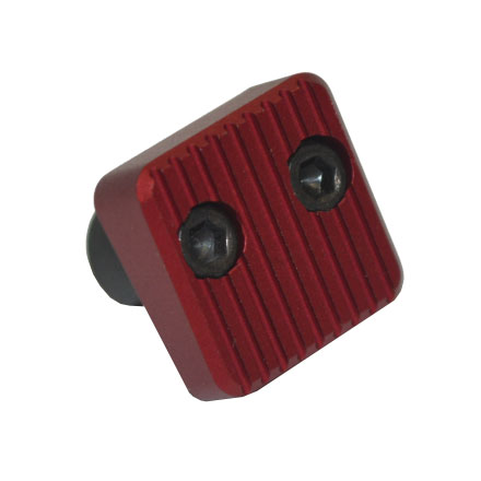 TCB-31 Tactical Combat Button Red