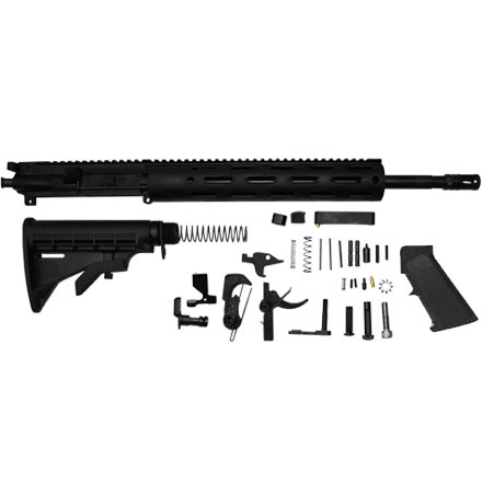 "Image for Radical Firearms 300 Blackout  Ar-15  16"" FreeFloat Rifle Kit With 12"" FGS MOE Compatable Rail"