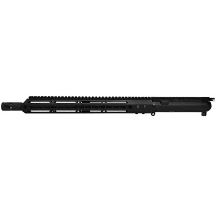 "BCA 15"" 458 Socom Parkerized 15"" LWKM 1:14 Twist Rate Complete AR-15 Upper Assembly"