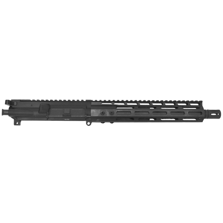 300 AAC Blackout AR-15 Upper 10.5 Inch Barrel with 9 Inch M-LOK Handguard  NO BCG