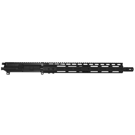 5.56 NATO AR-15 Mil Sport Upper with 16 Inch Barrel and 15 inch M-LOK Handguard NO BCG