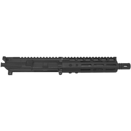 5.56 NATO AR-15 Mil Sport Pistol Upper with 7.5 inch Barrel and 7 inch M-LOK Handguard  NO BCG