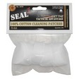 "Seal 1 1-3/4"" .270-.35 100% Cotton Cleaning Patches (100 Per Bag)"