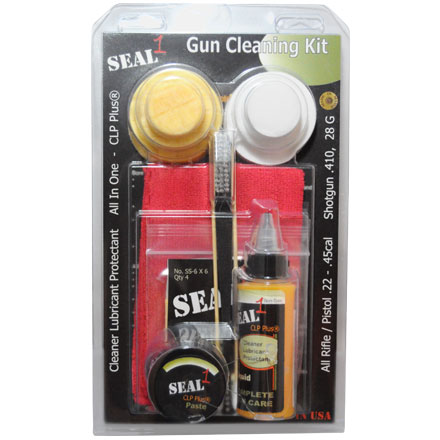 Image for Seal 1  Gun Cleaning Kit Rifle/Pistol