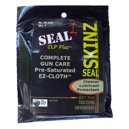 Seal Skinz Cleaning Cloth 6x6""