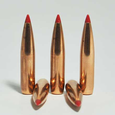 6.5mm .264 Diameter 143 Grain Hunting Poly Tipped (Blemished) 250 Count