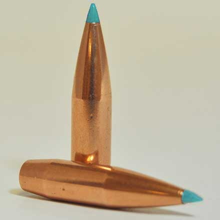 30 Caliber .308 Diameter 195 Grain Match Poly Tipped (Blemished) 250 Count