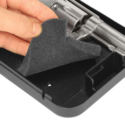 Lockdown Ultra-Compact Keyed Handgun Vault
