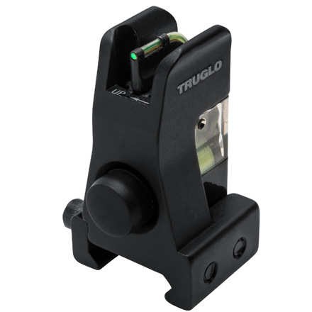 Image for TruGlo Fiber Optic AR-15 Style Front Gas Block Sight