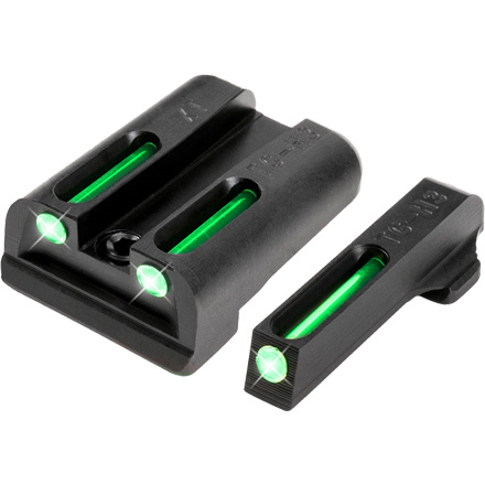 TFO Tritium Fiber Optic Pistol Sight Set Springfield  XD