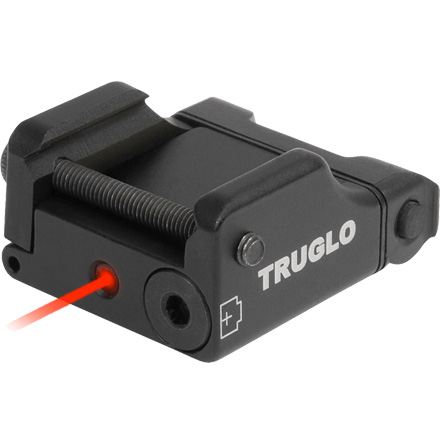 Image for TruGlo MicroTac Tactical Micro Laser Red