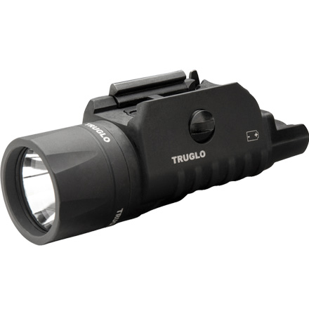 Image for TruGlo TruPoint 650nm Red Laser  200 Lumen Light Combo
