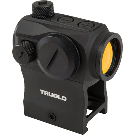 TruGlo  20mm TruTec Red Dot With 2 Base Mounts
