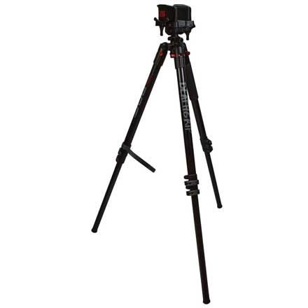 Death Grip Clamping Aluminum Tripod Up to 72