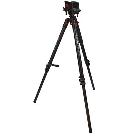 Death Grip Clamping Carbon Fiber Tripod Up to 72