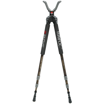 Twist Lock Havoc Bipod Shooting Stick 20