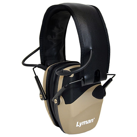 Electronic Hearing Pro Ear Muffs FDE