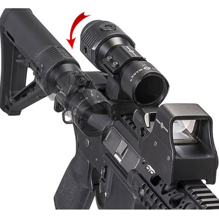 Sightmark 7x Tactical Magnifier Slide to Side