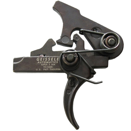 Geissele Super 3 Gun Trigger S3G 4.0 lb for AR-15