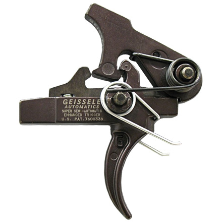 Geissele Super Semi-Automatic Enhanced Trigger SSA-E 3.5 lb for AR-15