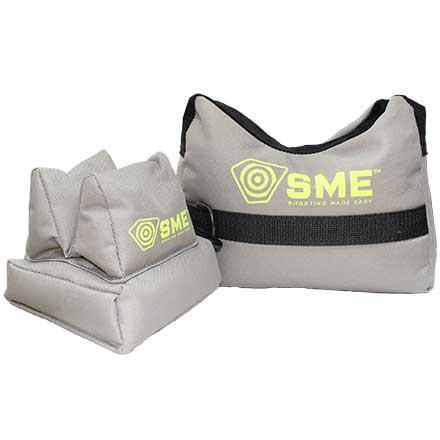 SME Two Piece Shooting Bags Filled