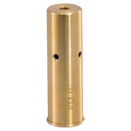 20 Gauge Sight-Rite Chamber Cartridge Laser Bore Sighter