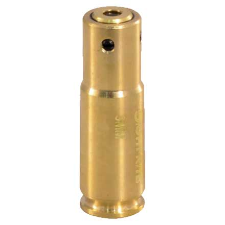 9mm Sight-Rite Chamber Cartridge Laser Bore Sighter