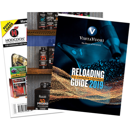 2019 Reloading Guide Bundle