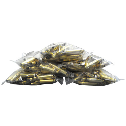 243 Winchester Unprimed Rifle Brass 500 Count