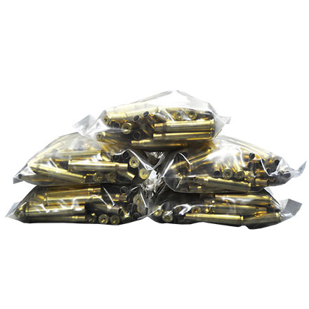 300 Winchester Mag Unprimed Rifle Brass 500 Count