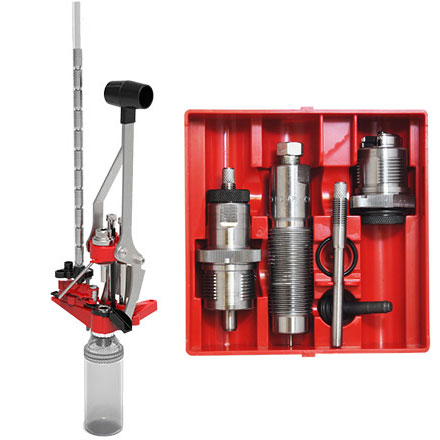 Lee APP Reloading Press & Swage Kit Combo