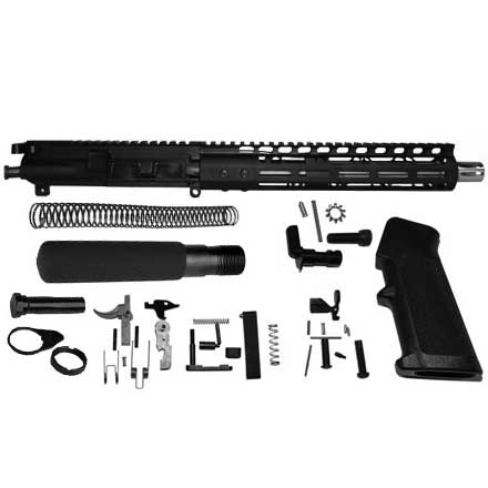 300 Blackout AR-15 Pistol Kit 10.5