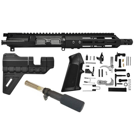AR-15 Pistol Kit 300 Blackout 7.5