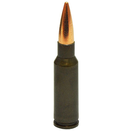 Barnaul 6.5 Grendel 100 Grain Full Metal Jacket Boat Tail Steel Lacquered Case 20 Rounds