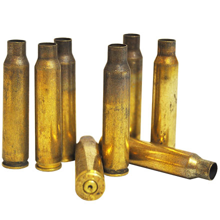 .223/5.56 Once Fired Range Brass Raw Approximately 500 Pieces