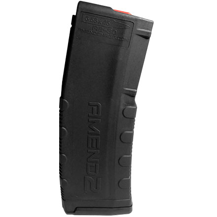 Amend2 Ar-15 Mod-2 Black Magazine 30 Rounds