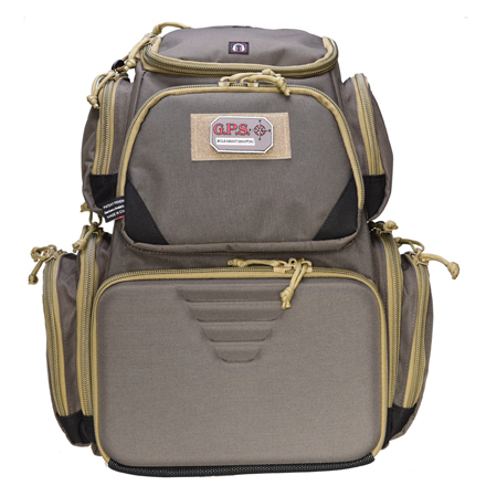 Sporting Clays Backpack with Choke Tube Holder & Rain Cover Olive