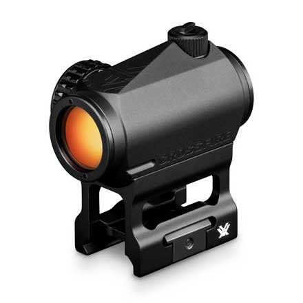 Crossfire Red Dot 2 MOA DOT Reticle