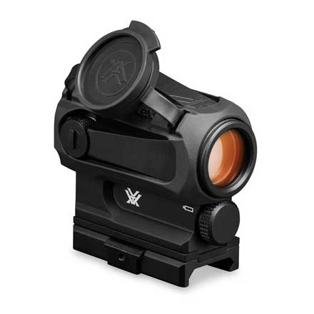 Sparc AR Red Dot Scope Daylight Bright Red Dot Reticle