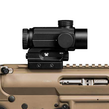 Spitfire AR 1x Prism Scope DRT Reticle