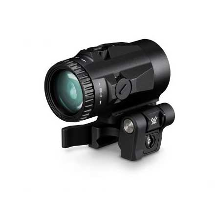 Vortex Micro 3X Magnifier With Quick-Release Mount