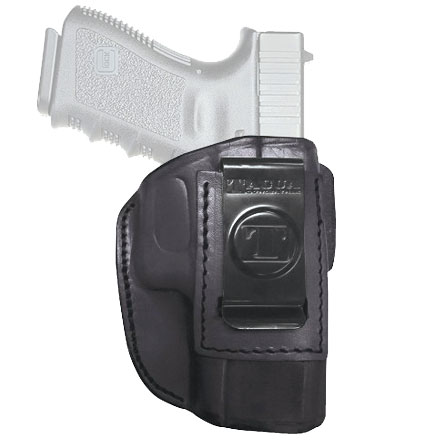 Glock 19-23-32. Black / Right Hand 4-in-1 Holster