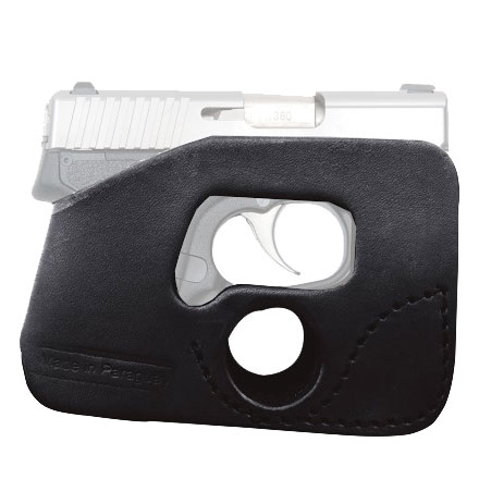 Glock 42 (.380) Black / Ambidextrous Ultimate Pocket Holster