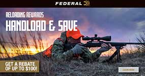 Reloading Rebates | Nikon | RCBS | Federal | MidsouthShootersSupply com