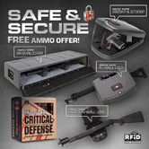 Hornady Safe and Secure Promo!