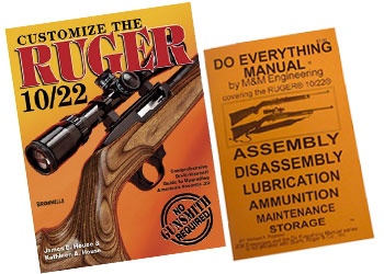 Books For Ruger 10/22