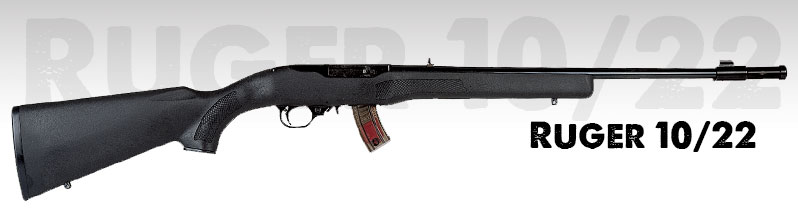 Ruger 10/22 Parts and Accessories