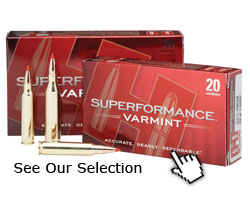 Hornady V-Max Superformance