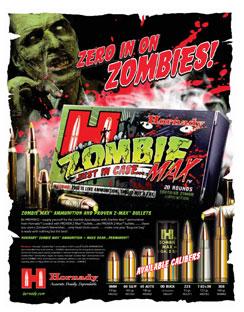 balles zombies